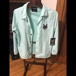 Brand new Zoo York spring isolated jacket size M